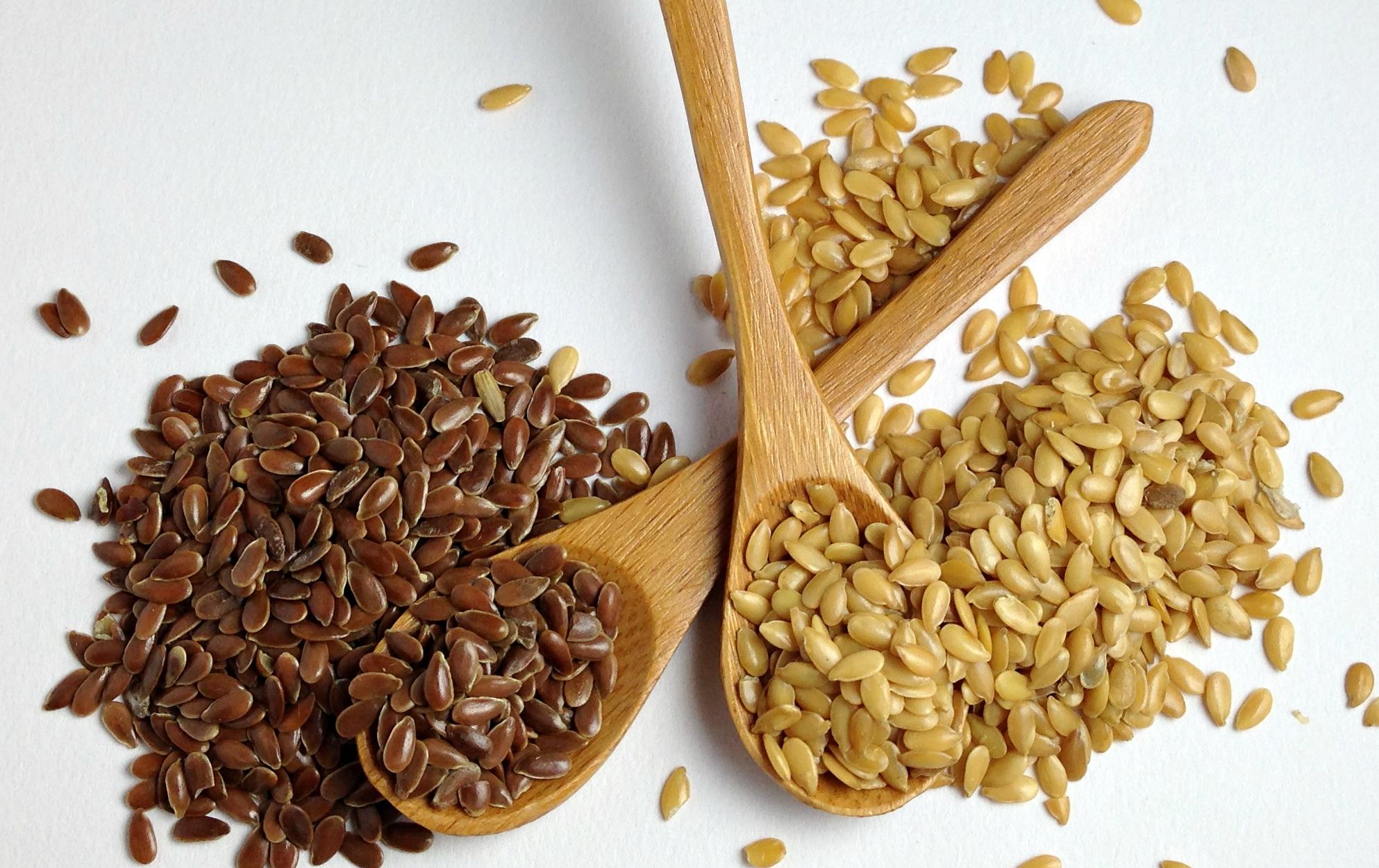 Рецепты для похудения из семян льна